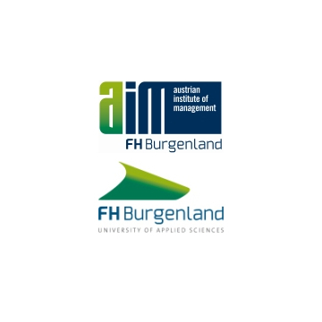 AIM - Austrian Institute of Management und Fachhochschule Burgenland.