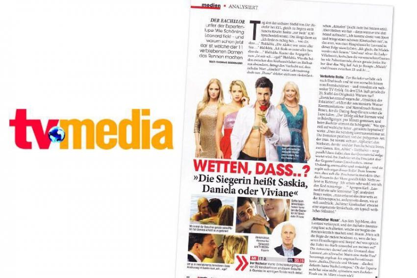Roman Braun in TV-Media