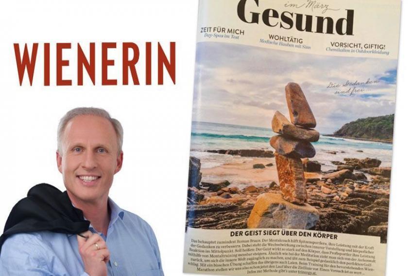 """Roman Braun in der """"Wienerin"""" ..."""