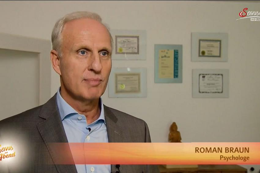 Dr. Roman Braun in Servus TV