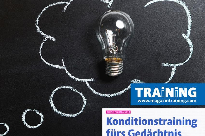 Dr. Roman Braun im Magazin TRAiNiNG 03/2018 ...