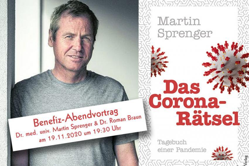 Dr. Martin Sprenger Abendvortrag