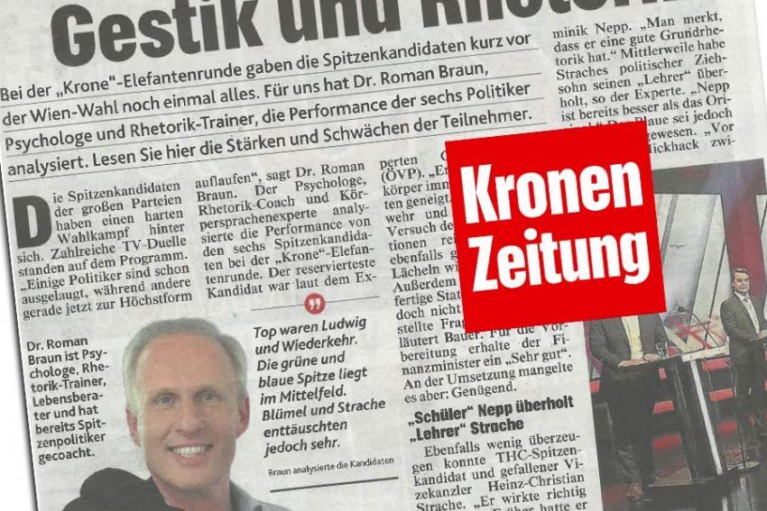 "Dr. Roman Braun im ""Gewinn"" 10/2020"