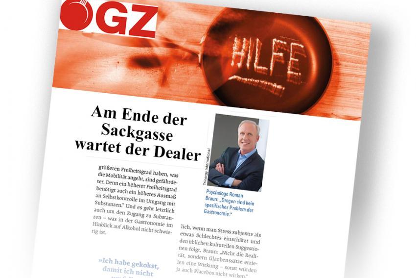 """Dr. Roman Braun in der """"ÖGZ"""" 11/2019"""