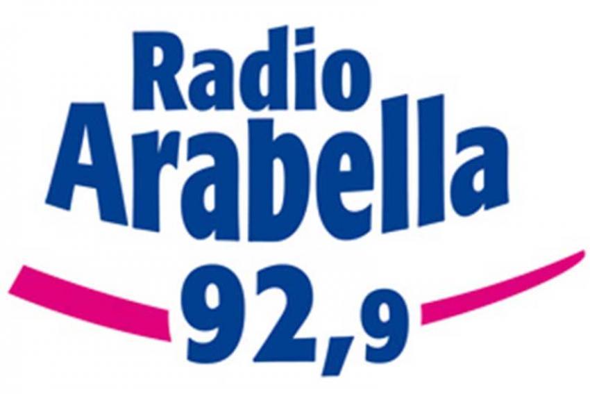 Roman Braun bei Radio Arabella ...