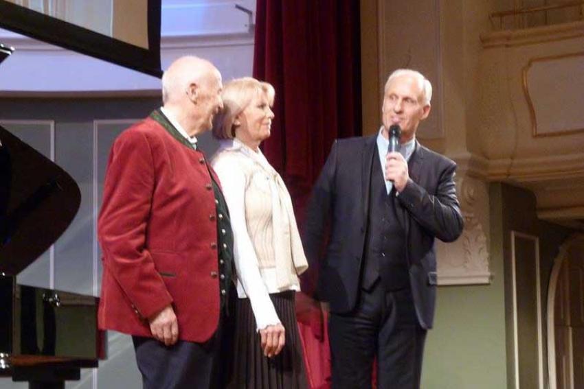 Bert Hellingers 90. Geburtstag!