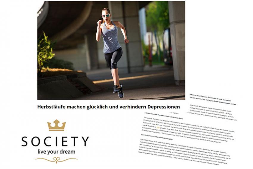 "Roman Braun im ""Society-Blog""..."