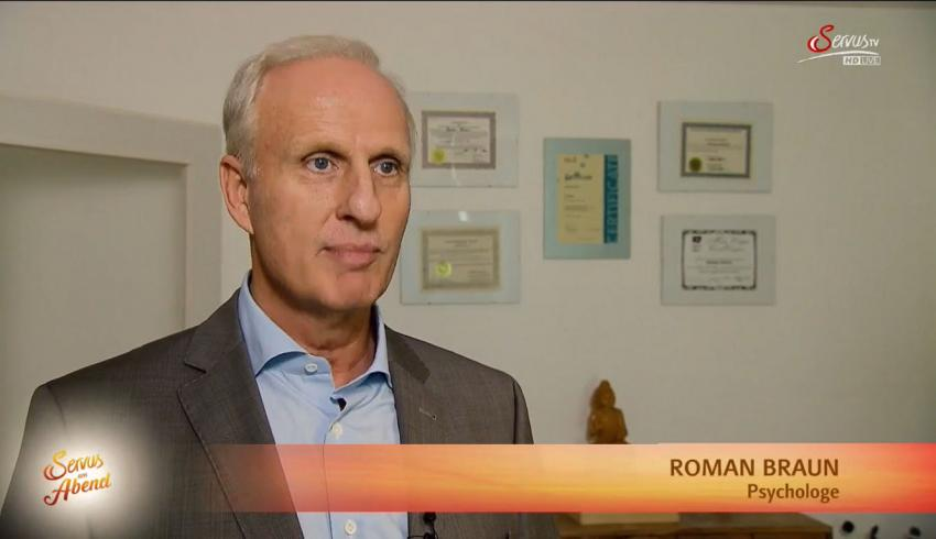 Dr. Roman Braun in Servus TV