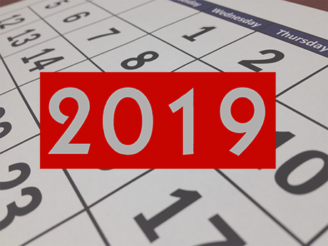 Trinergy Jahresplaner 2019