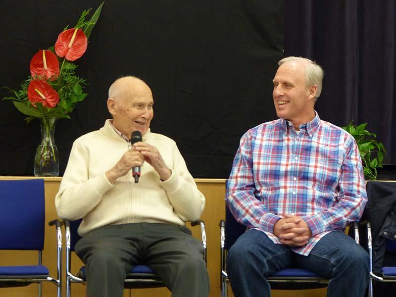 Das war das Familienstellen-Seminar mit Bert Hellinger ...