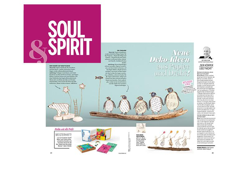 "Roman Braun in ""Soul & Spirit""..."