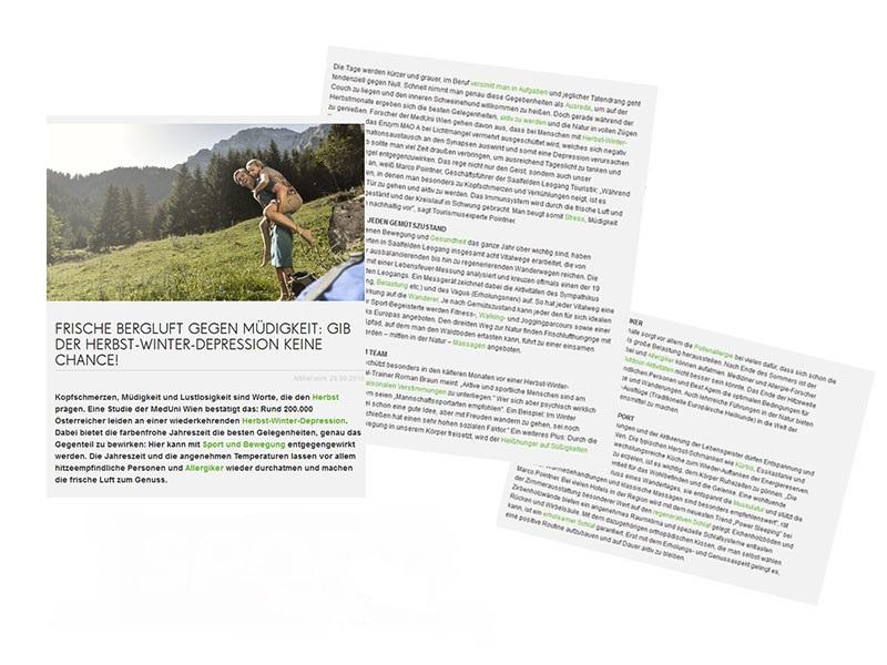 "Roman Braun im ""Sport aktiv""-Magazin"